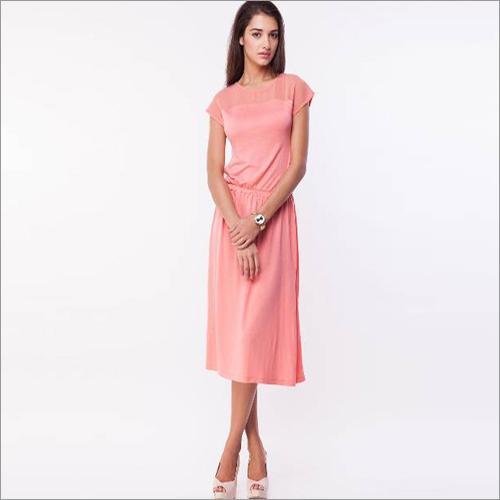 Ladies Long Western Dress