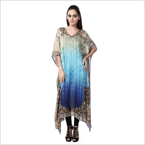 Ladies Kaftan Printed Kurtis