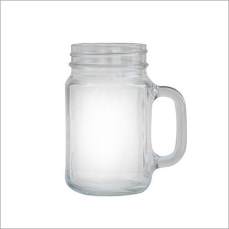 Mason Glass Jar