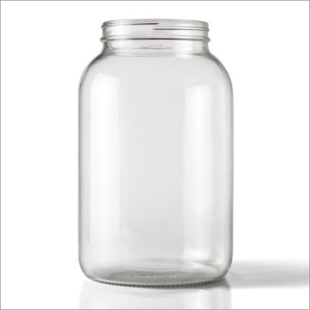 Storage Glass Jar