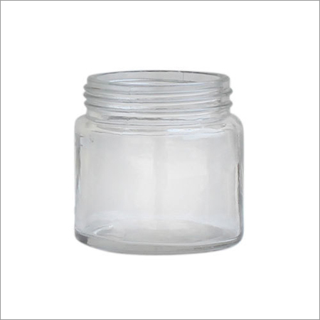 100 Ml Round Glass Jar