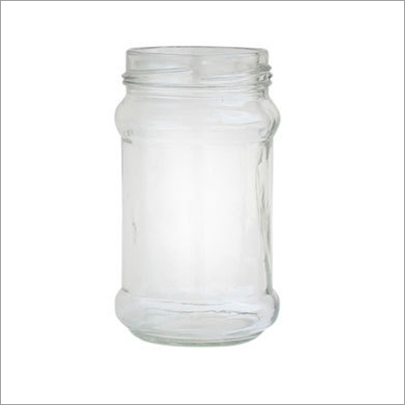 200 Gram Pickle Glass Jar