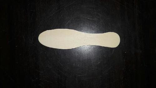 Wooden Chaat Spoon