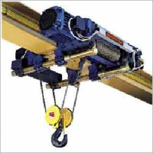 Heavy Duty Electric Wire Rope Hoists