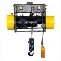 Modular Electric Wire Rope Hoists