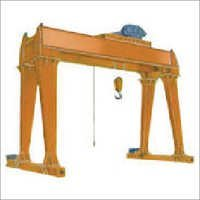 Double Girder Type Goliath Gantry Crane