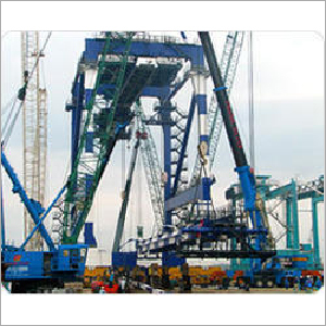 Crane Maintenance And Repairing Services