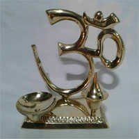 Brass Diya Stand
