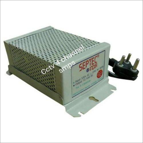 CCTV SMPS Manufacturer,CCTV SMPS Supplier,Gujarat,India