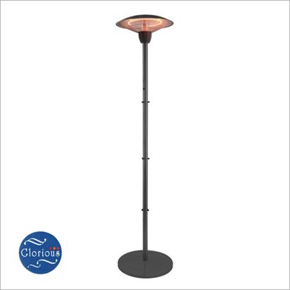 Sliver Electric Patio Heater