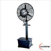 Outdoor Centrifugal Misting Fan