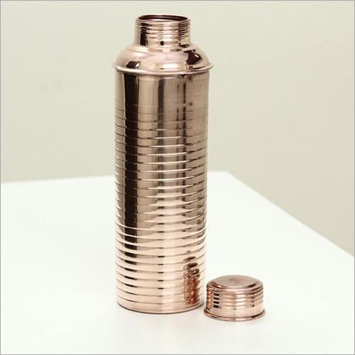 Copper Lining Bisleri Bottle