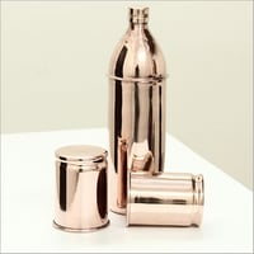 Copper Joint Beer Bottles