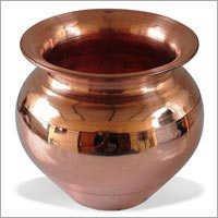 Copper Pooja Lota