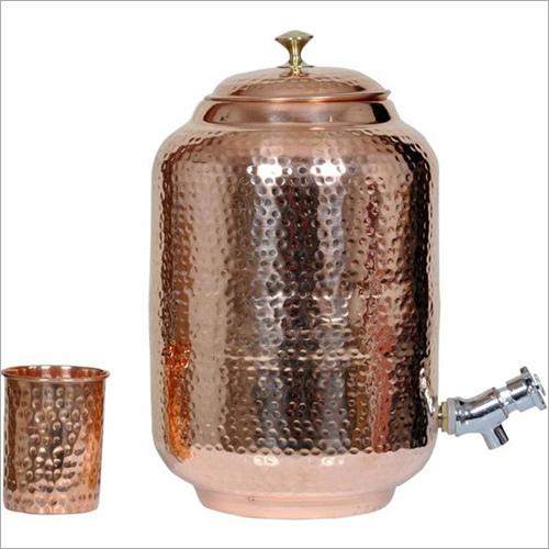 Copper Storage Tank