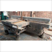 Moulding Machine Bed Fabrication
