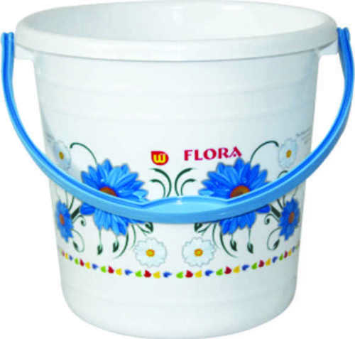 WONDER PLASTIC PRINTED BUCKET SUPER 6