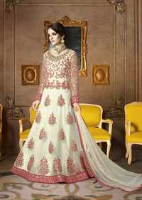 Heavy Anarkali Designer Suit