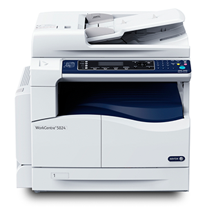 WC 5024 Xerox MULTIFUNCTION PRINTER