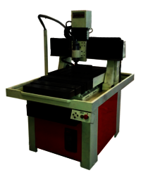 Cnc Engraving & Milling Machine