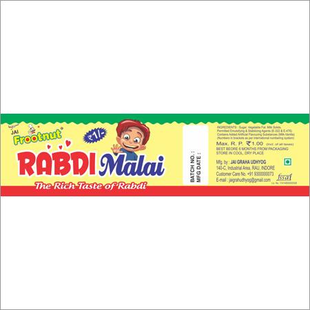 Rabdi Malai