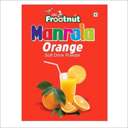 Soft Drink Orange Powder