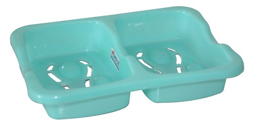 Beauty Double Soap Dish