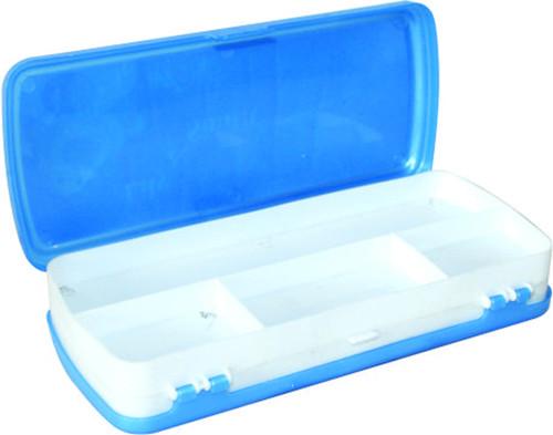 WONDER PLASTIC PENCIL BOX ZEN