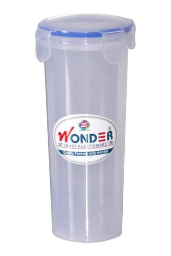 WONDER PLASTIC GLASS BIG WITH LID KLICK n SEAL