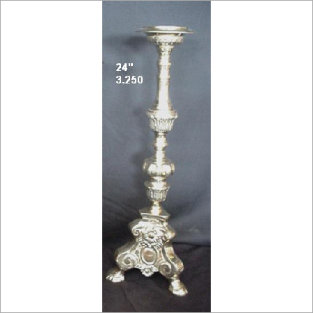 Aluminum Candle Stand