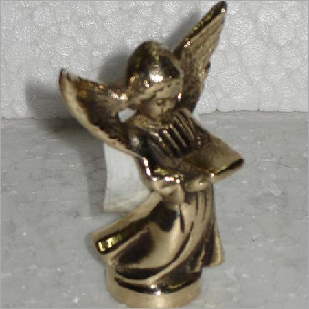 Decorative Brass Fairy Figurines