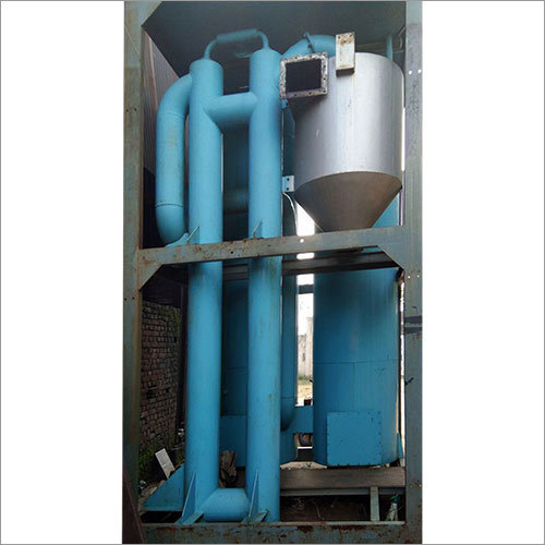Producer Gas Cooling & Cleaning System