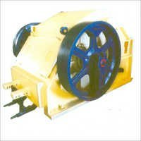 Double Toggle Oil Lubricated Crusher