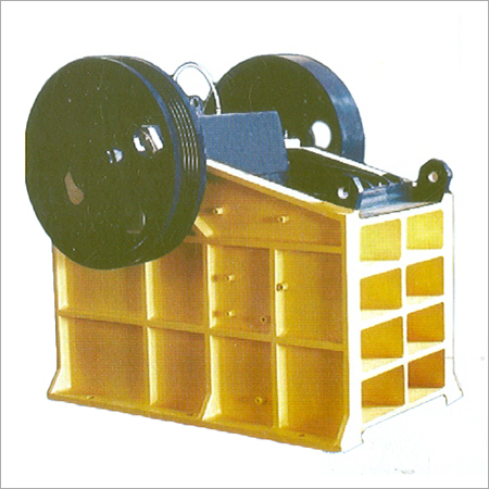 Single Toggle Grease Type Crusher