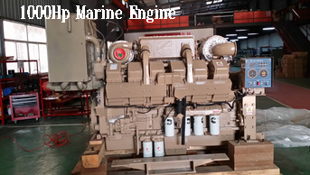 1000 Hp Marine Engine