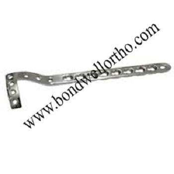 Orthopaedic Implants Manufacturer Proximal Tibial Locking Plate R L