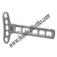 Orthopaedic Implants Manufacturer VOLAR Plates LCP Distal Radius Plate 2.4 R L