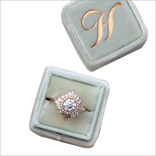Designer Ring Box