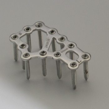Orthopaedic Implants calcaneal Locking Plate