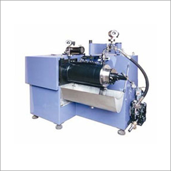 Pin Type Horizontal Sand Mill
