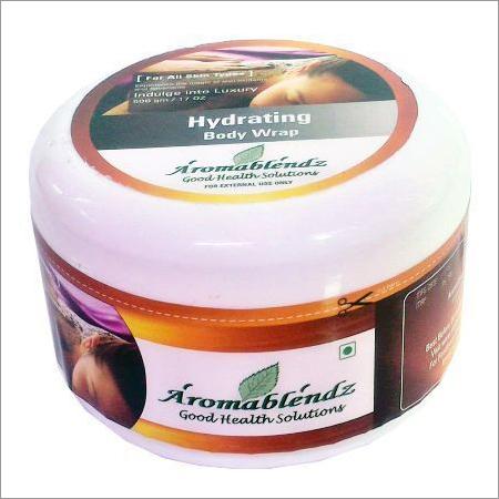Aromablendz Body Hydrating Wrap