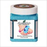 Aromablendz Marine Salt Exfoliating Foot Scrub