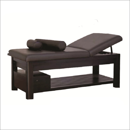 Aromablendz Wooden Massage Bed