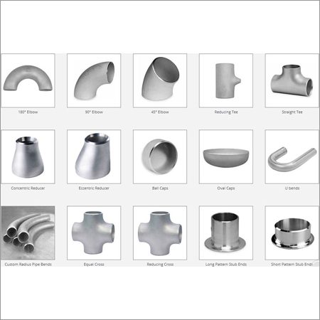 Buttwelded Fittings