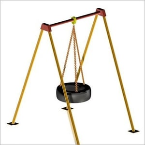 Single Swing With Tire Seat