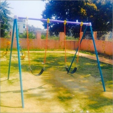 Double Swing With Belt Assembly
