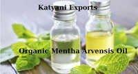 Organic Mentha Arvensis Oil