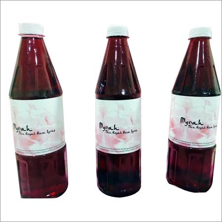 Myrah The Royal Rose Syrup