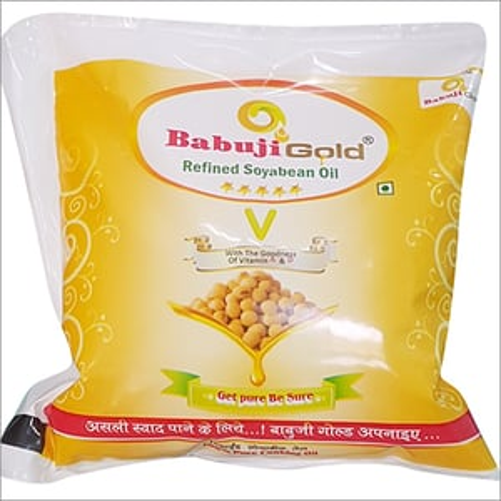 Fresh Refined Soybean Oil