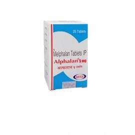 Alphalan Melphalan 5 mg Tablets